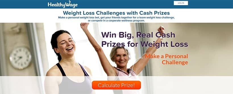 Get Paid for exercise with Healthy Wage app