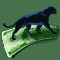Green Panthera logo
